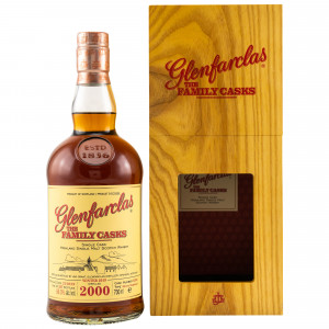 Glenfarclas 2000/2018 The Family Casks Sherry Butt No. 6285