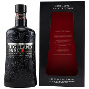 Highland Park 18 Jahre Viking Pride Travel Edition (Intense & Balanced)
