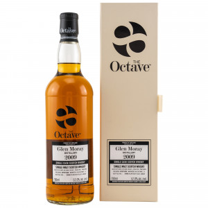 Glen Moray 2009/2018 - 8 Jahre The Octave Cask No. 7021393