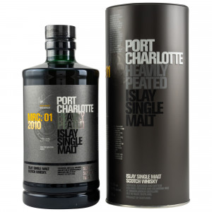Port Charlotte Heavily Peated MRC 01 - 2010/2018