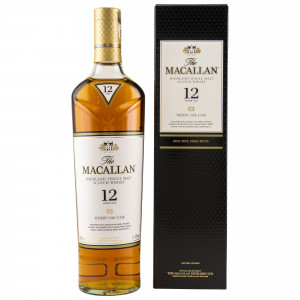 Macallan 12 Jahre Sherry Cask Matured