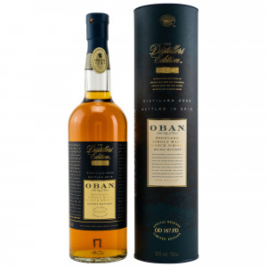 Oban Distillers Edition 2004/2018 Double Matured in Montilla Fino Casks