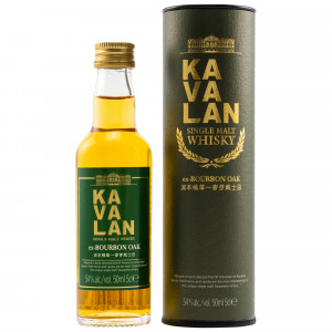 Kavalan Single Malt Ex-Bourbon Oak (Miniatur)