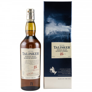 Talisker 25 Jahre Limited Edition (2018)