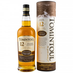 Tomintoul 12 Jahre Oloroso Cask Finish