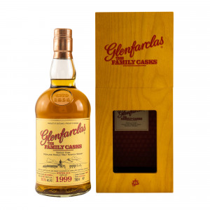 Glenfarclas 1999/2018 The Family Casks Refill Butt No. 7060