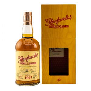 Glenfarclas 1997/2018 The Family Casks Refill Sherry Butt No. 5134