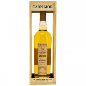 Auchroisk 2003/2019 - Celebration of the Cask (Carn Mor)