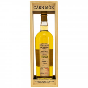 Benriach 1992/2019 Celebration of the Cask (Carn Mor)