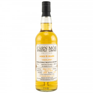 Blair Athol 2009/2019 9 Jahre Strictly Limited Single Sherry Butt (Carn Mor)