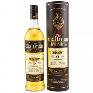 Glen Spey 2009/2019 9 Jahre Single Cask (The Maltman)