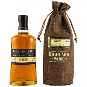 Highland Park 2003/2018 15 Jahre Single Cask 4439 Bottled For Germany