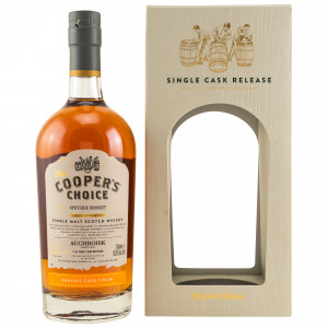 Auchroisk Speyside Dessert Banyuls Cask Finish Cask No. 4259 (The Coopers Choice)