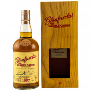 Glenfarclas 1992/2018 TheFamily Casks  - Cask No. 5984
