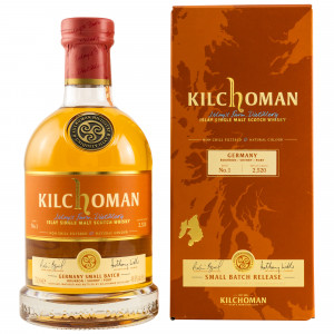Kilchoman Germany Small Batch No.1