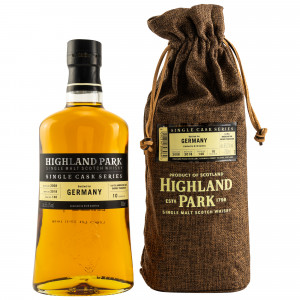 Highland Park 2008/2018 10 Jahre Cask No. 140 Germany Edition