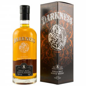 Darkness 8 Jahre Sherry Cask Finish