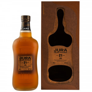 Isle of Jura 21 Jahre Tide and Time