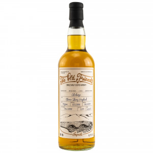 Glenburgie 2008/2019 11 Jahre Oloroso Sherry Hogshead No. 106 (The Old Friends)