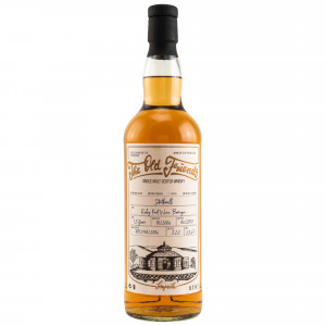 Strathmill 2006/2019 12 Jahre Cask No. 801540 (The Old Friends)