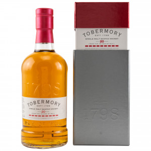 Tobermory 20 Jahre Sherry Cask Finish