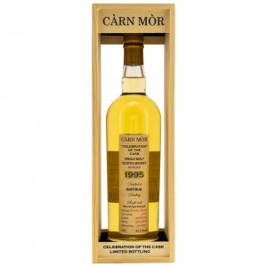 Imperial 1995/2019 23 Jahre Cask No. 4190 (Carn Mor COC)