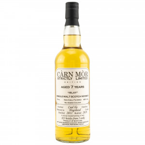 Caol Ila 2011/2019 7 Jahre Hogsheads (Carn Mor Strictly Limited)