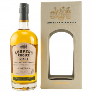Glen Garioch 2011/2019 8 Jahre Madeira Finish (The Coopers Choice)