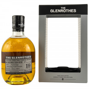 Glenrothes 1999 19 Jahre Single Cask No. 8199