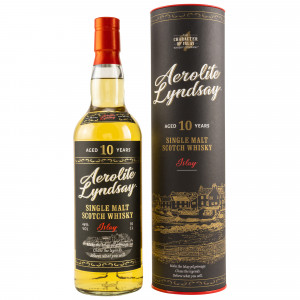 Aerolite Lyndsay 10 Jahre (The Character of Islay Whisky Company)
