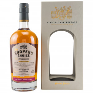 Auchroisk Speyside Dessert 2019 Moscatel Cask Finish (The Coopers Choice)