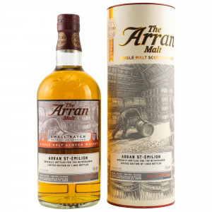 Arran Small Batch St-Emilion Cask