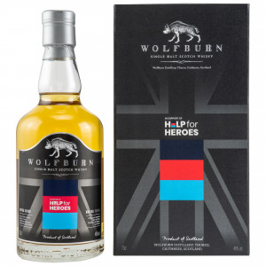 Wolfburn Help for Heroes
