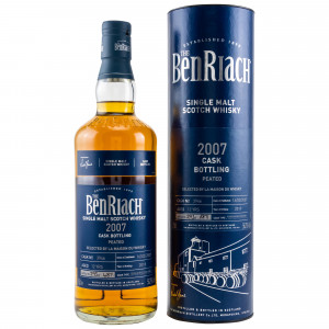 Benriach 2007/2019 12 Jahre Peated PX Sherry Cask No. 3946