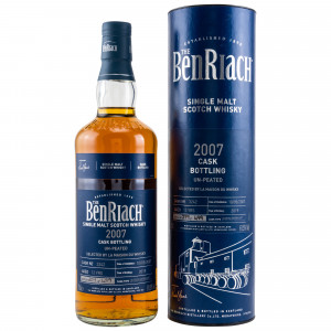 Benriach 2007/2019 12 Jahre Oloroso Sherry Cask No. 3242