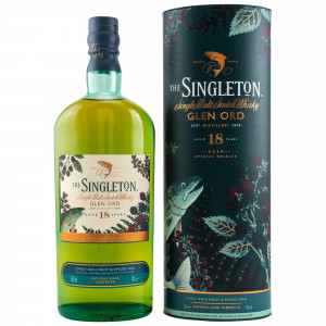 Singleton of Glen Ord 18 Jahre - Special Release 2019