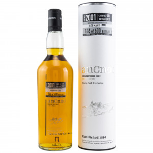 An Cnoc Single Cask 2001/2019 Cask No.480