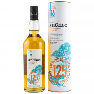 AnCnoc 16 Jahre Limited Edition 125th Anniversary
