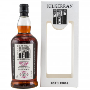 Kilkerran 2004/2019 15 Jahre Single Cask Port Wood