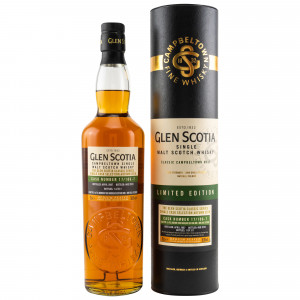 Glen Scotia 2007/2019 12 Jahre Selection Autumn 2019 Single Cask No. 17/106-7