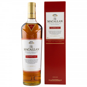 Macallan Classic Cut Limited Edition 2019