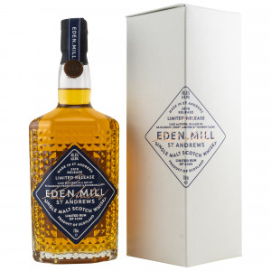 Eden Mill Single Malt 2018 Limited Release
