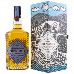 Eden Mill Single Malt 2019 Limited Release
