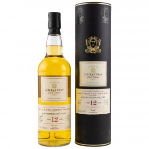 Glenrothes 2007/2019 12 Jahre Bourbon Hogshead No. 5789 (A.D. Rattray)