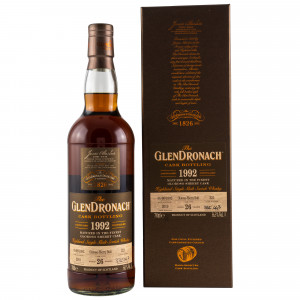 Glendronach 1992/2019 26 Jahre Sherry Butt No. 221 (Batch 17)