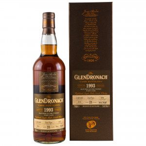 Glendronach 1993 25 Jahre Port Pipe (Batch 17)