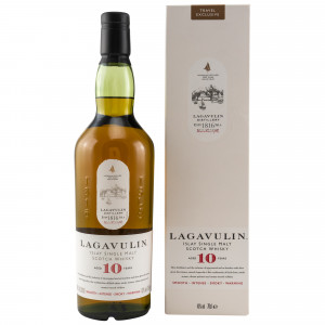 Lagavulin 10 Jahre Travel Exclusive