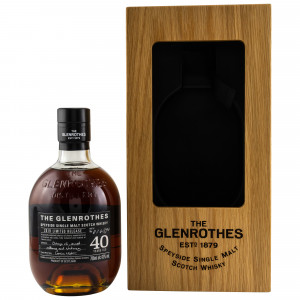 Glenrothes 40 Jahre 2019 Limited Release