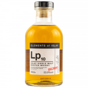Laphroaig Lp10 (Elements of Islay)