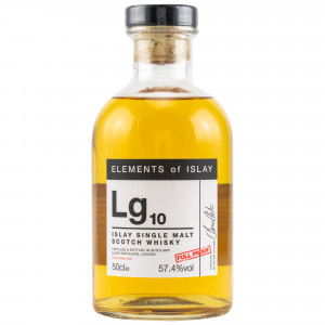 Lagavulin Lg10 (Islay Single Malt)